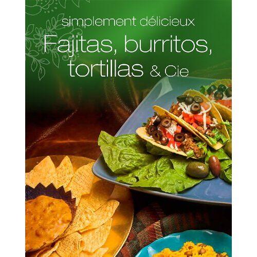 Parragon - Fajitas, burritos, tortillas & Cie - Preis vom 13.05.2021 04:51:36 h