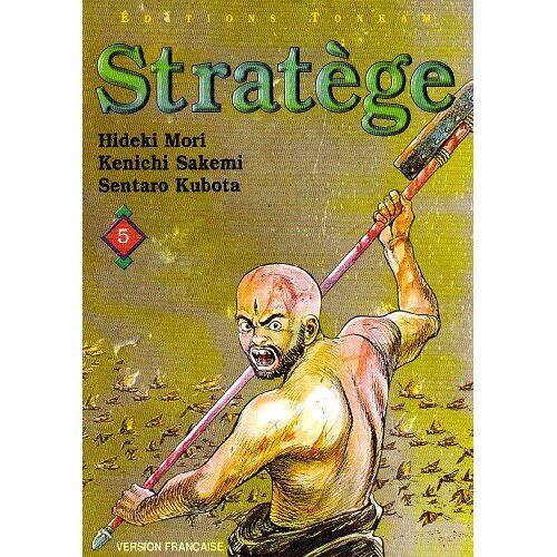 Hideki Mori - Stratège, Tome 5 : - Preis vom 21.10.2020 04:49:09 h