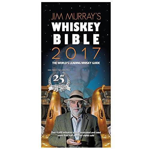 Jim Murray - Jim Murray's Whisky Bible - Preis vom 13.01.2021 05:57:33 h