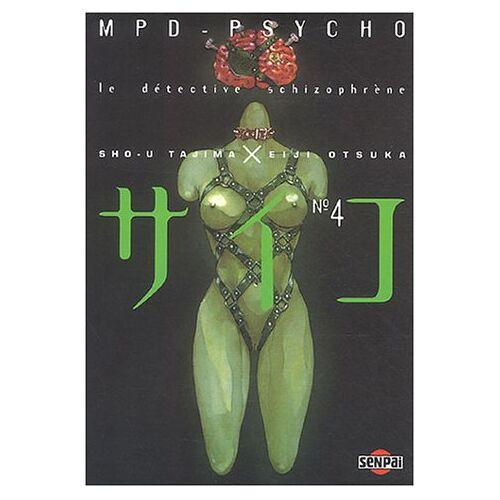 Sho-U Tajima - MPD-Psycho., Tome 4 : - Preis vom 24.01.2021 06:07:55 h