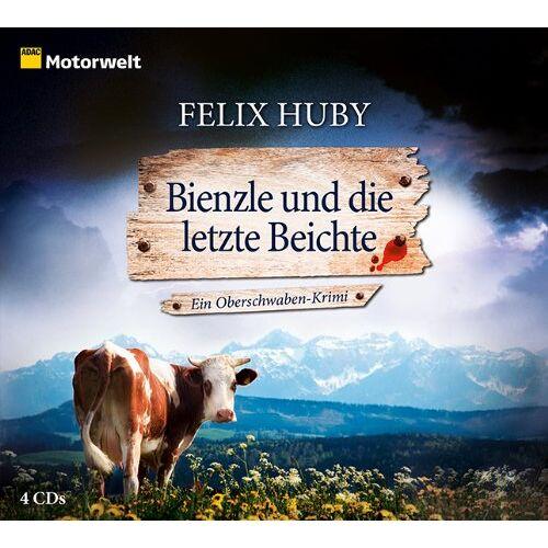 Felix Huby - Bienzle und die letzte Beichte (ADAC Motorwelt Hörbuch) - Preis vom 16.05.2021 04:43:40 h