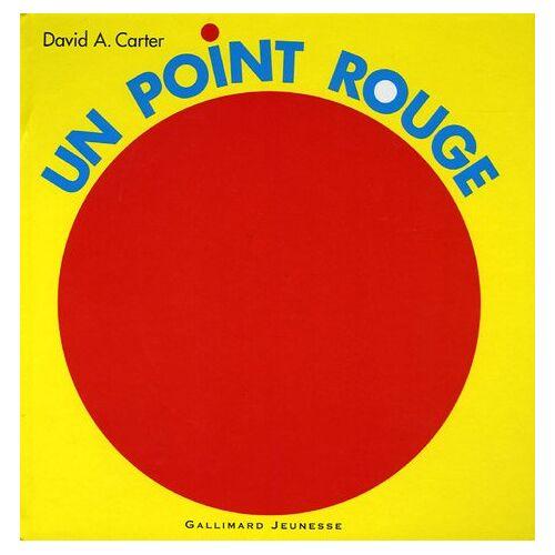 Carter, David A. - Un point rouge - Preis vom 05.09.2020 04:49:05 h