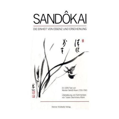 Sekito Kisen - Sandokai - Preis vom 20.10.2020 04:55:35 h