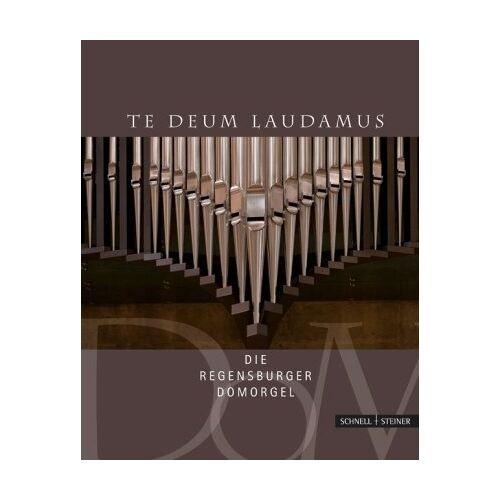 Domkapitel Regensburg - Te Deum laudamus: Die Regensburger Domorgel - Preis vom 14.04.2021 04:53:30 h