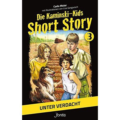 Carlo Meier - Die Kaminski-Kids: Short Story 3. Unter Verdacht (Die Kaminski-Kids (SS)) - Preis vom 01.03.2021 06:00:22 h