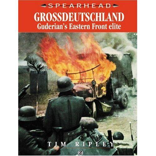 Michael Sharpe - Spearhead 2: Grossdeutschland: Guderian's Eastern Front Line (Spearhead Series) - Preis vom 14.01.2021 05:56:14 h