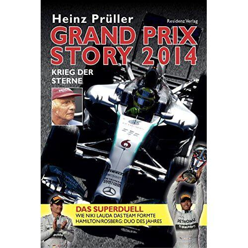 Heinz Prüller - Grand Prix Story 2014 - Preis vom 19.10.2020 04:51:53 h