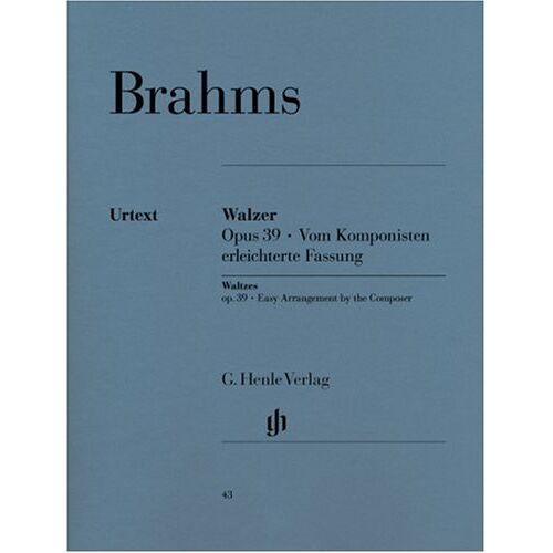 - Walzer Op 39 - Erleichtert. Klavier - Preis vom 20.10.2020 04:55:35 h