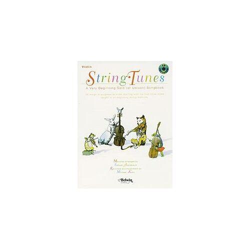 - String Tunes- Violin (Book/Cd). Für Violine - Preis vom 15.05.2021 04:43:31 h
