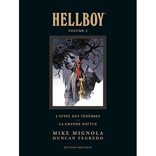 Duncan Fegredo - Hellboy Deluxe T05 (Hellboy Deluxe, 5) - Preis vom 21.04.2021 04:48:01 h