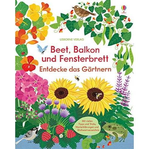 Emily Bone - Beet, Balkon und Fensterbrett: Entdecke das Gärtnern - Preis vom 18.04.2021 04:52:10 h