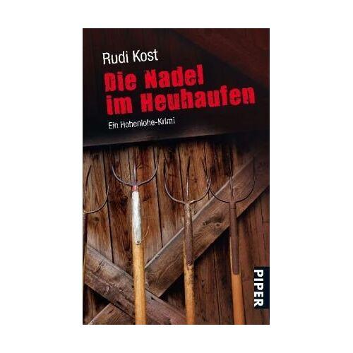 Rudi Kost - Die Nadel im Heuhaufen: Ein Hohenlohe-Krimi (Dillinger-Krimis) - Preis vom 26.01.2020 05:58:29 h