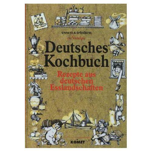 - Deutsches Kochbuch - Preis vom 24.01.2021 06:07:55 h