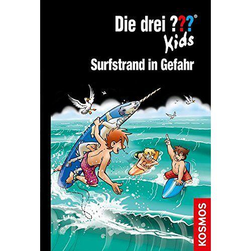 Ulf Blanck - Die drei ??? Kids, 73, Surfstrand in Gefahr - Preis vom 20.02.2020 05:58:33 h