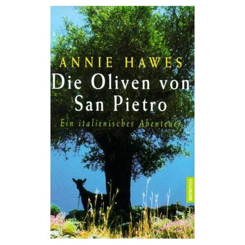 Annie Hawes - Die Oliven von San Pietro - Preis vom 16.04.2021 04:54:32 h