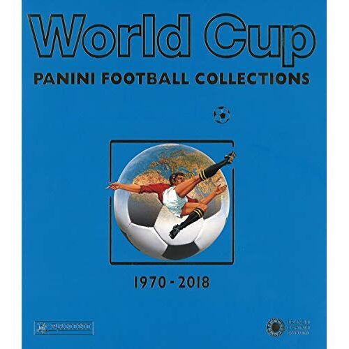 Panini - World Cup Panini Fußballsticker 1970 bis 2018 - Preis vom 18.10.2020 04:52:00 h