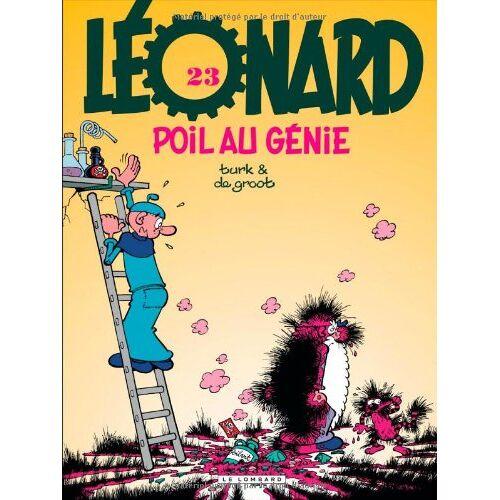 - Léonard, Tome 23 : Poil au génie ! - Preis vom 18.04.2021 04:52:10 h