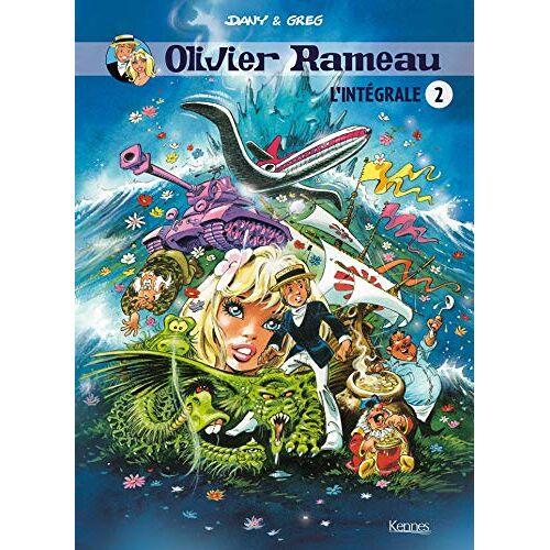 - Olivier Rameau - Intégrale T02 (Olivier Rameau (2)) - Preis vom 09.05.2021 04:52:39 h