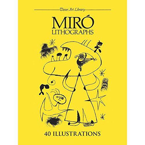 Joan Miro - Miro Lithographs (Dover Art Library) - Preis vom 19.07.2019 05:35:31 h