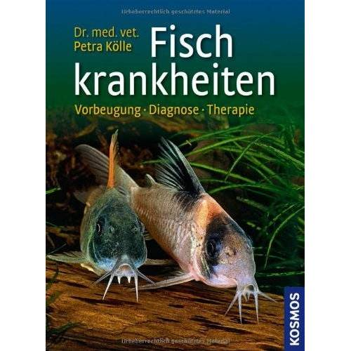 Petra Kölle - Fischkrankheiten: Vorbeugung, Diagnose, Therapie - Preis vom 28.02.2021 06:03:40 h