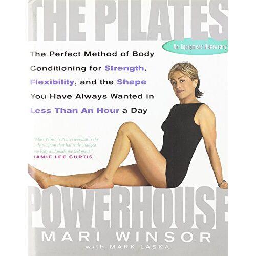 Mari Winsor - Pilates Powerhouse the Perfect Method Of - Preis vom 03.04.2020 04:57:06 h