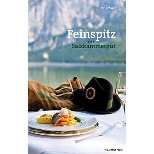 Doris Maier - Feinspitz im Salzkammergut (Feinspitz-Reihe) - Preis vom 16.04.2021 04:54:32 h