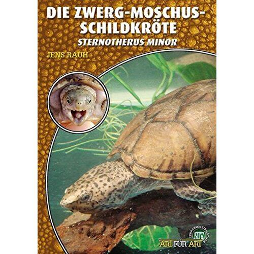 Jens Rauh - Die Zwerg-Moschusschildkröte: Sternotherus minor (Art für Art) - Preis vom 04.09.2020 04:54:27 h