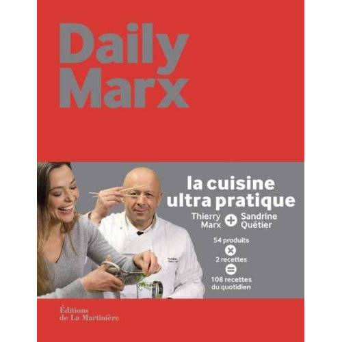 Thierry Marx - Daily Marx - Preis vom 10.04.2021 04:53:14 h