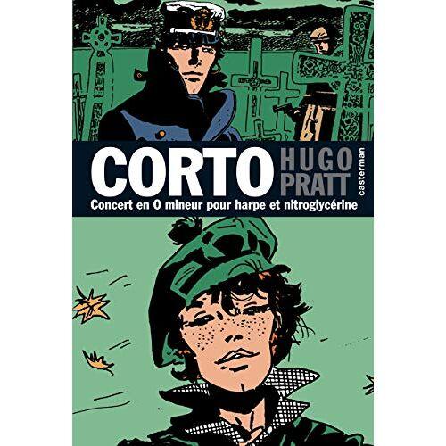 Hugo Pratt - Concert En O Mineur Pour Harpe ET Nitroglycerine - Preis vom 12.05.2021 04:50:50 h