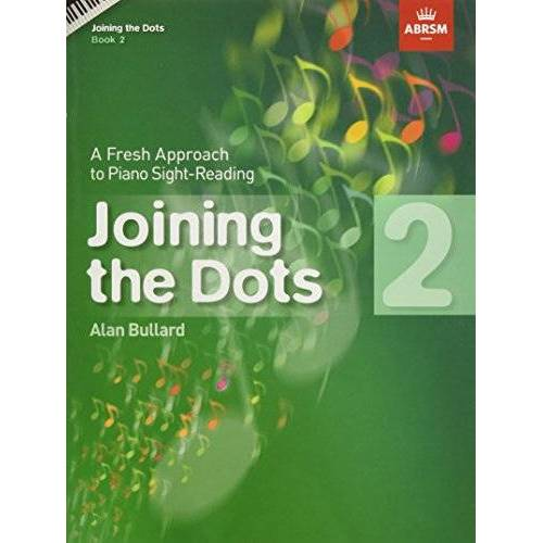 - Joining the Dots, Book 2 (Piano): A Fresh Approach to Piano Sight-Reading (Joining the dots (ABRSM)) - Preis vom 19.10.2020 04:51:53 h