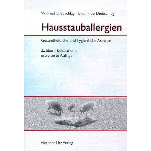 Wilfried Diebschlag - Hausstauballergien - Preis vom 11.05.2021 04:49:30 h