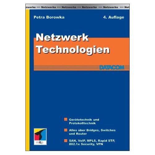 Petra Borowka - Netzwerk-Technologien - Preis vom 22.04.2021 04:50:21 h