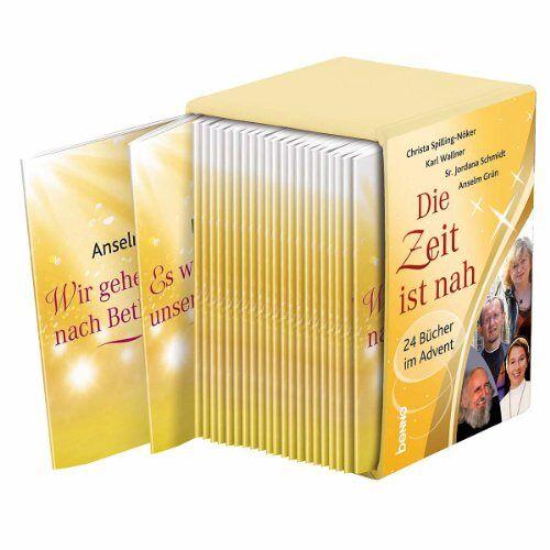 Wallner, Pater Karl - Die Zeit ist nah: 24 Bücher im Advent - Preis vom 19.10.2020 04:51:53 h