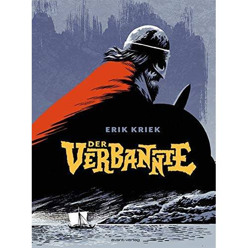 Erik Kriek - Der Verbannte - Preis vom 20.10.2020 04:55:35 h