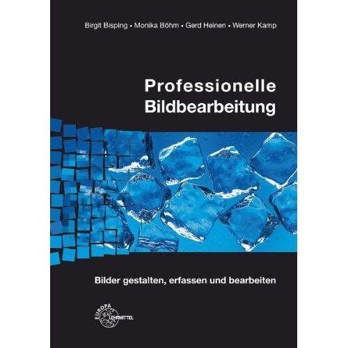 Birgit Bisping - Professionelle Bildbearbeitung: Bilder gestalten, erfassen und bearbeiten - Preis vom 05.05.2021 04:54:13 h