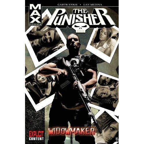 Garth Ennis - Punisher Max - Volume 8: Widowmaker: Widowmaker v. 8 (Punisher Max (Quality Paper)) - Preis vom 20.10.2020 04:55:35 h