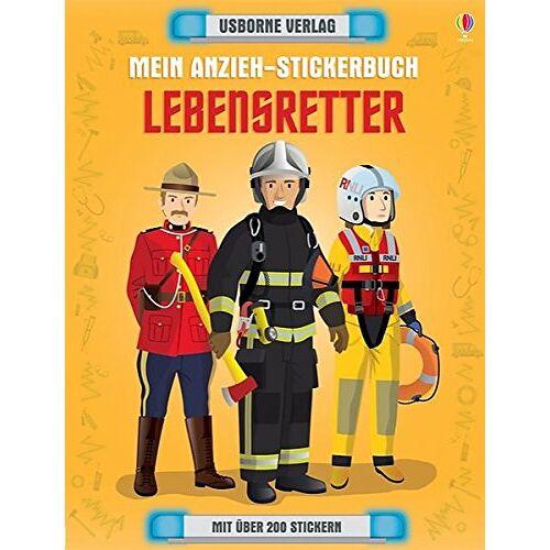Sam Baer - Mein Anzieh-Stickerbuch: Lebensretter - Preis vom 12.04.2021 04:50:28 h