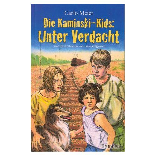 Carlo Meier - Die Kaminski-Kids: Unter Verdacht. Die Kaminski-Kids, Bd. 4 - Preis vom 20.10.2020 04:55:35 h