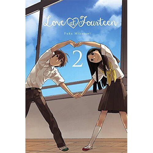Fuka Mizutani - Love at Fourteen, Vol. 2 - Preis vom 05.09.2020 04:49:05 h