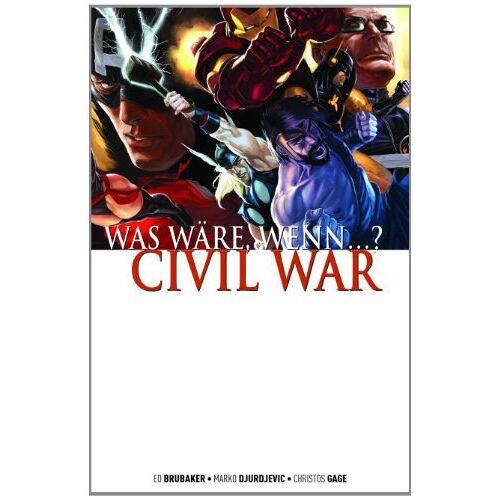 Ed Brubaker - Was wäre wenn... Civil War - Preis vom 22.10.2020 04:52:23 h