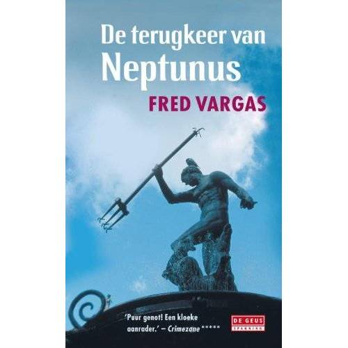 Fred Vargas - De terugkeer van Neptunus - Preis vom 03.09.2020 04:54:11 h