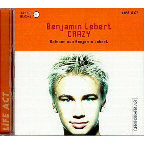 Benjamin Lebert - Crazy, 1 Audio-CD - Preis vom 09.04.2021 04:50:04 h