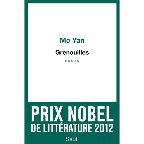 Yan Mo - Grenouilles - Preis vom 21.01.2021 06:07:38 h