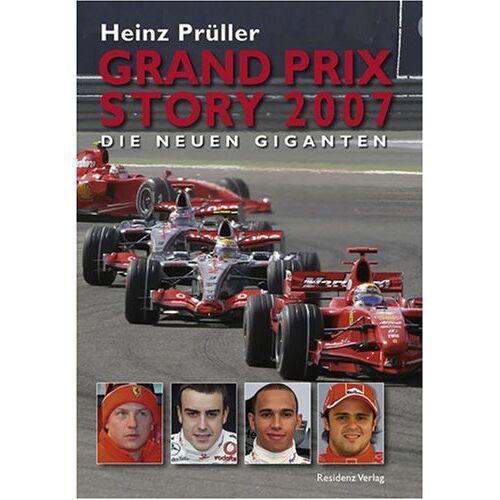 Heinz Prüller - Grand Prix Story 2007 - Preis vom 19.10.2020 04:51:53 h
