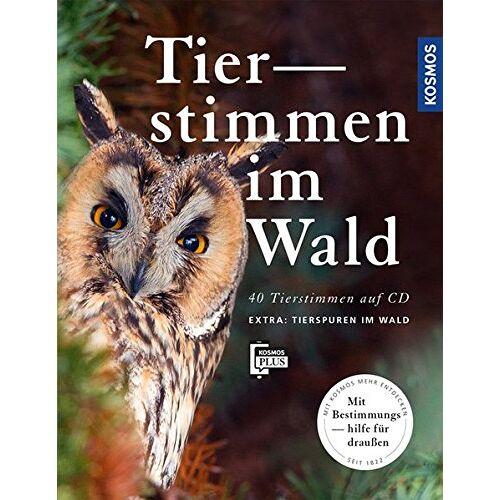 Holger Haag - Tierstimmen im Wald (CD+Leporello) - Preis vom 25.02.2021 06:08:03 h