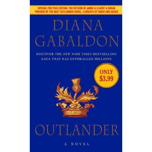 Diana Gabaldon - Outlander - Preis vom 26.03.2020 05:53:05 h