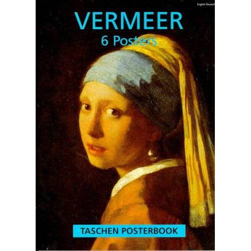 Jan Vermeer van Delft - Vermeer Posterbook - Preis vom 05.03.2021 05:56:49 h