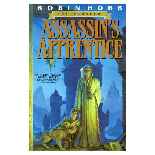 Robin Hobb - FARSEER: ASSASSIN'S APPRENTICE, THE (The Farseer) - Preis vom 24.02.2021 06:00:20 h