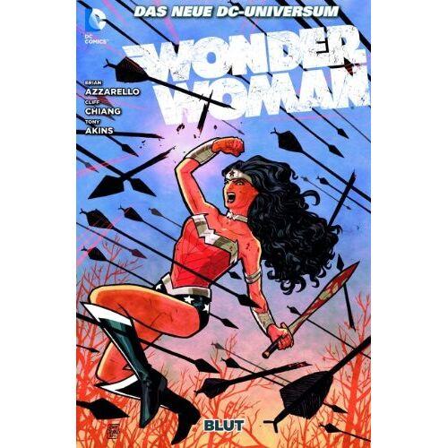 Brian Azzarello - Wonder Woman, Bd. 1: Blut - Preis vom 15.01.2021 06:07:28 h
