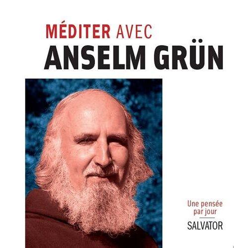 Anselm Grün - Méditer avec Anselm Grün - Preis vom 15.05.2021 04:43:31 h